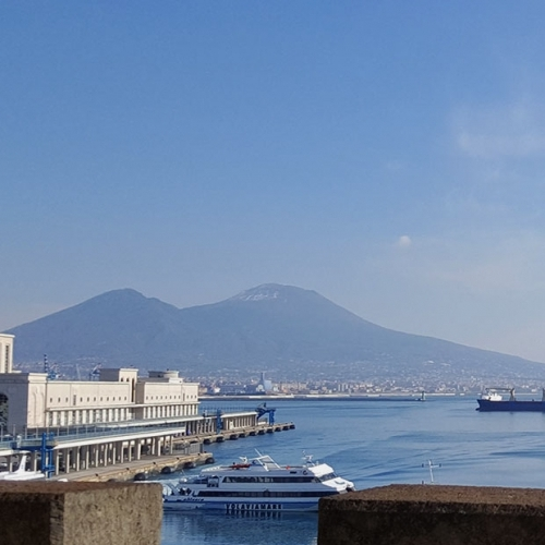 Naples shore excursions